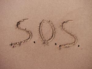 Женщина, потерявшаяся в австралийской пустыне, найдена благодаря сообщению SOS в песке