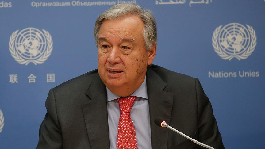 Генеральный секретарь предупреждает, что у ООН могут закончиться деньги