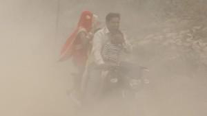 Какими могут быть последствия загрязнения воздуха в Дели?
