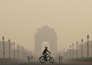 Опасное загрязнение воздуха в столице Индии, что будет дальше?