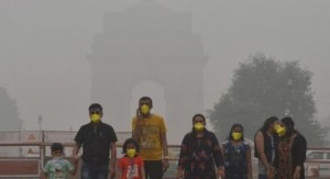 Жизнь в Дели превратилась в угрозу для здоровья людей