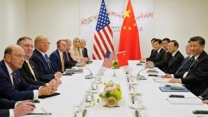«Подводные камни» в торговых переговорах между США и Китаем