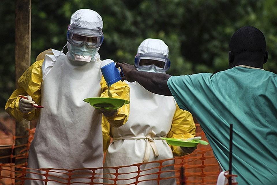 В Демократической Республике Конго боевики напали на центр борьбы с Эбола