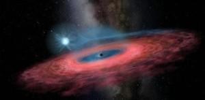 Астрономы обнаружили огромную черную дыру, которая не должна даже существовать в галактике Млечный Путь
