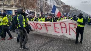 Чего добиваются профсоюзы во Франции?
