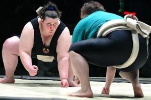 Женщины-борцы сумо все чаще выходят на ринг в Японии