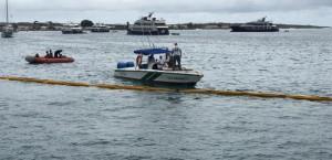 На Галапагосских островах произошел разлив нефти