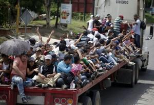 В США пытаются восстановить систему, по которой будет осуществляться предоставление убежища мигрантам