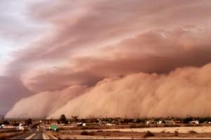 Пыльные бури, град и внезапные наводнения сеют хаос в разоренной огнем Австралии