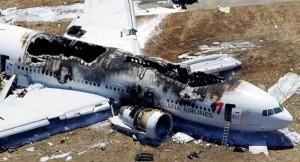 Количество несчастных случаев в результате авиакатастроф во всем мире снизилась более чем вдвое в 2019 году