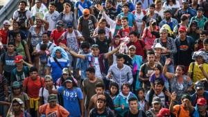 Международное сотрудничество в новой миграционной политике США