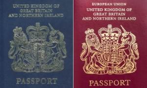 Brexit состоялся, каким будет цвет британских паспортов?