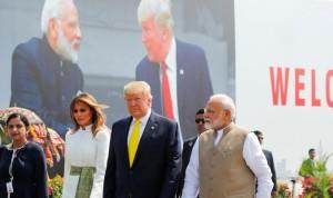 Поездка в Индию – часть избирательной стратегии Трампа
