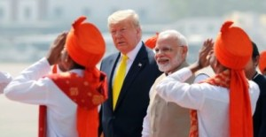 Трамп получил полное удовлетворение теплым приемом в Индии