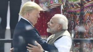 Визит Трампа в Индию
