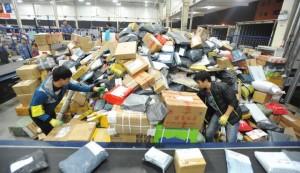 Коронавирус привел к кризису в почтовом обороте с Китаем