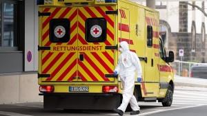 Коронавирус в Германии
