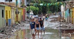 Массивные наводнения