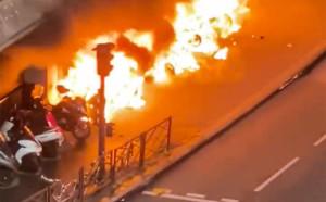 Парижский вокзал Гар-де-Льон был эвакуирован из-за пожара