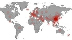 Коронавирус: число погибших в мире превысило 13 000