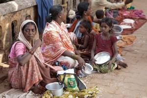 Малообеспеченное население Индии