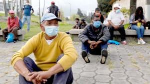 Эквадор находится в бедственном положении из-за коронавируса