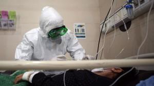 Число случаев заболеваний от коронавируса во всем мире в настоящее время превышает 1 миллион